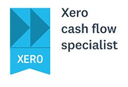 xero cash flow specialist